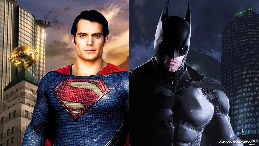 Batman Superman Wallpaper Superman and batman wallpaper 1024x577