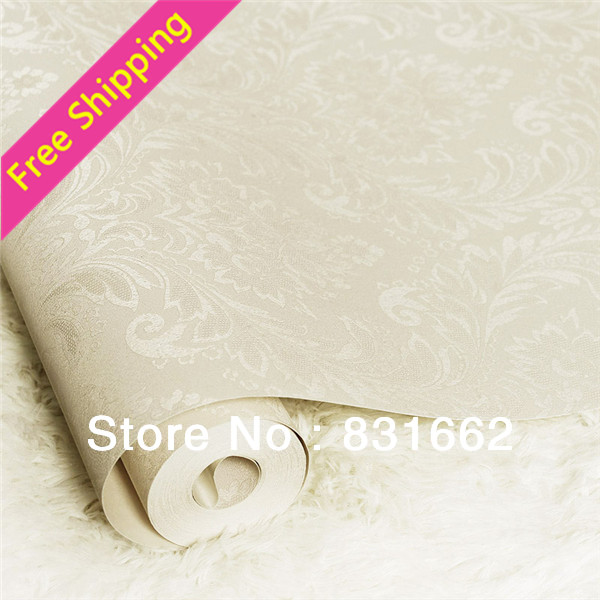 shipping hot sale washable damask paper wallpaper waterproof fof 600x600