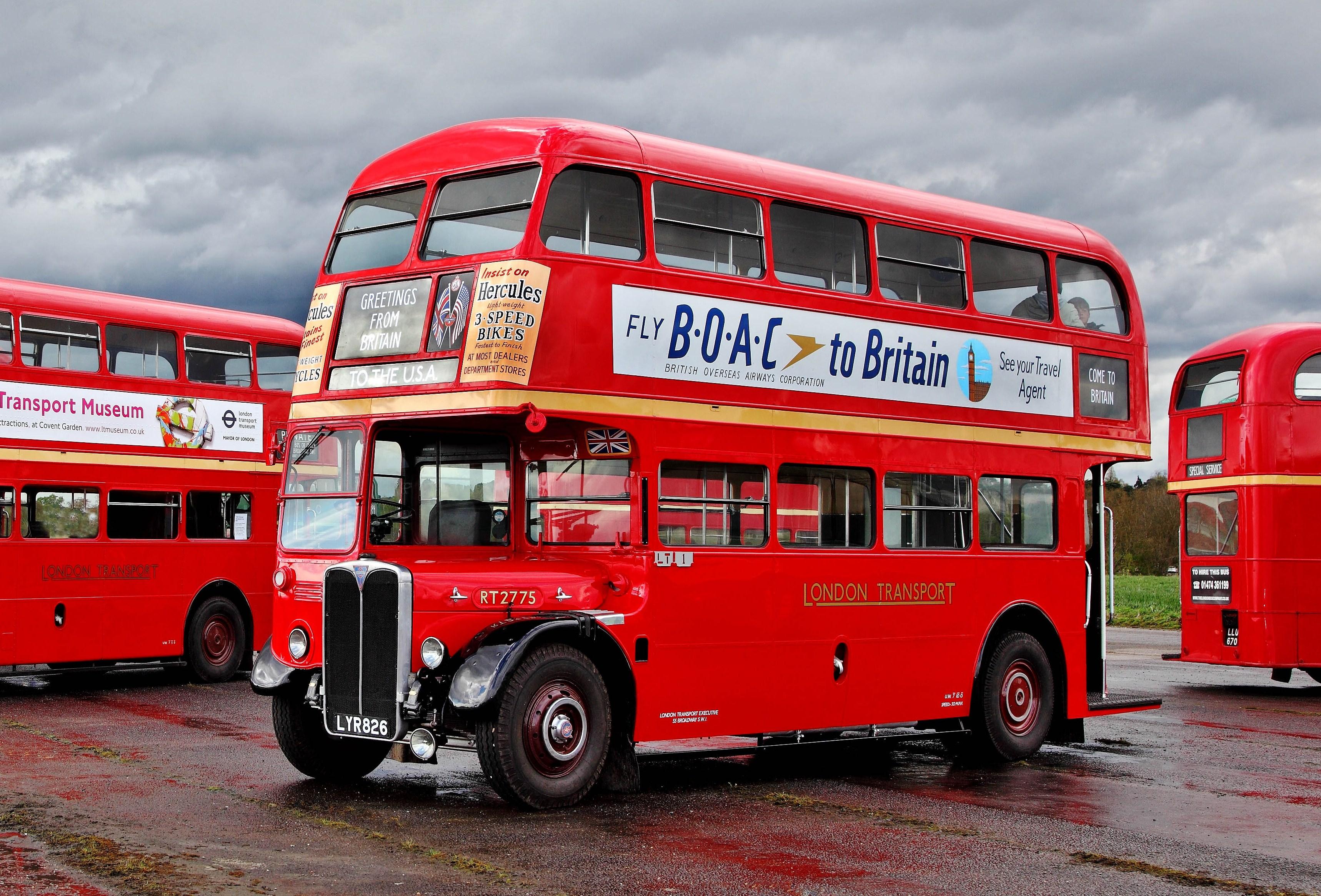 London Bus Vintage Handmade Model Metal Car Double Layer Modeljpg 3435x2330