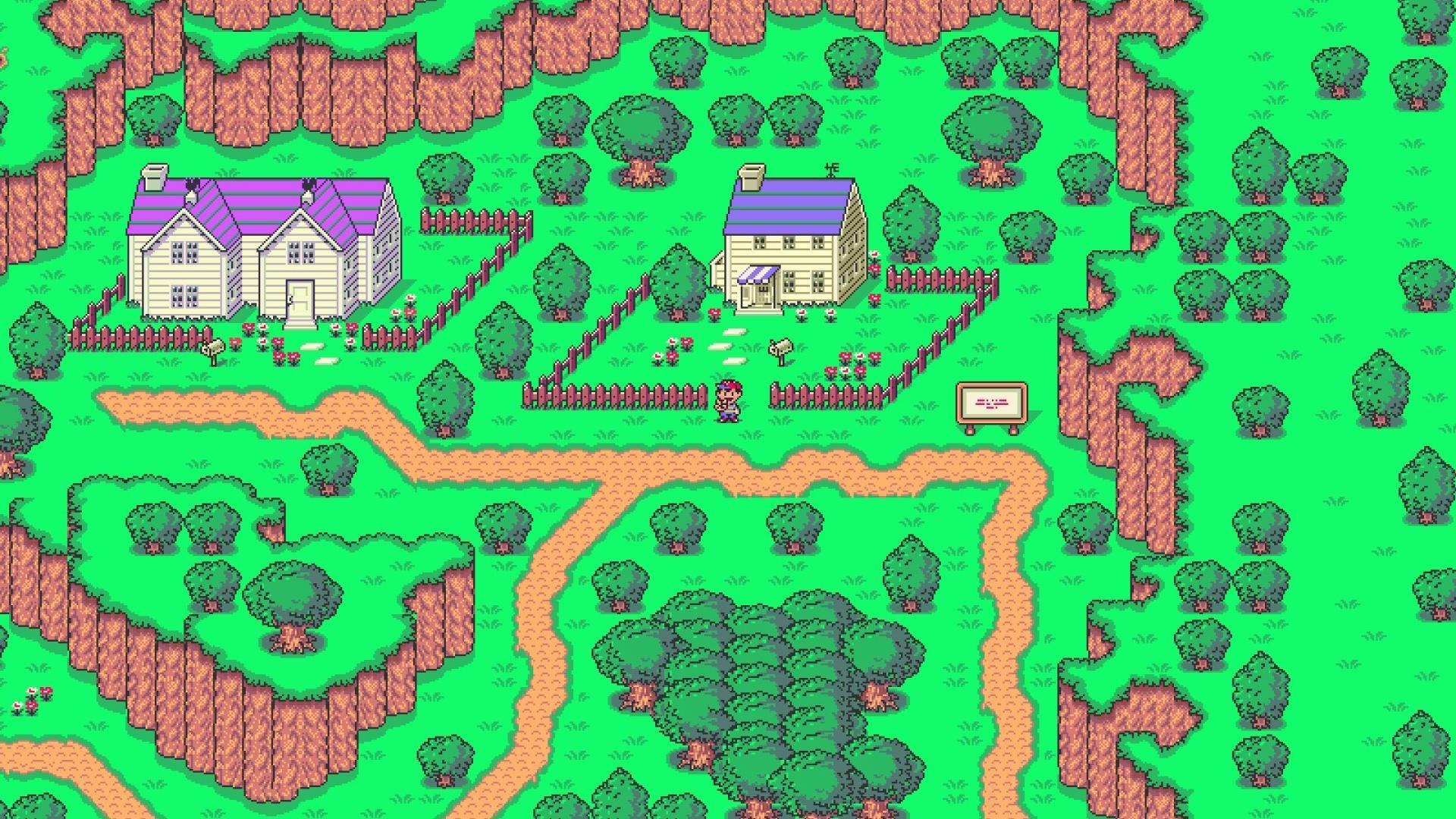 Video games earthbound onett 16 bit ness mother 2 wallpaper 11329 1920x1080