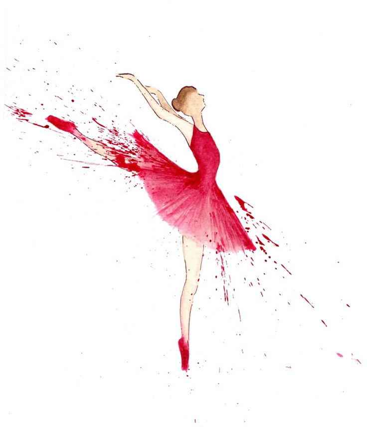 Ballet Dancer wallpaper Oh Baby Pinterest 736x860