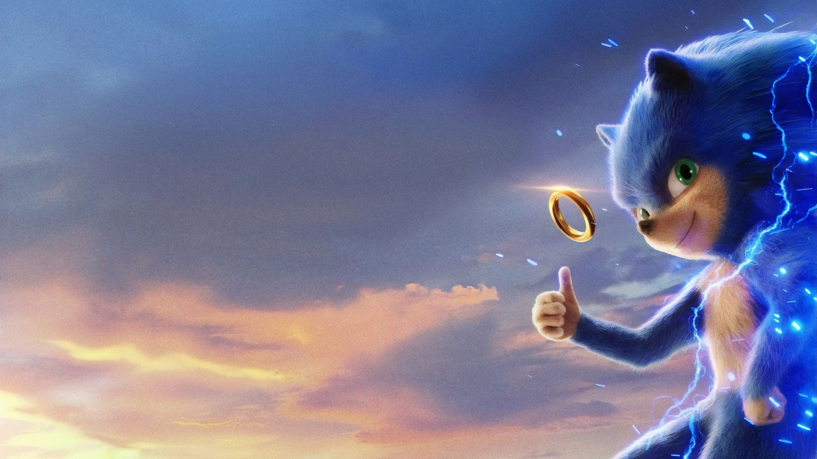 Sonic Movie Wallpapers   Top Sonic Movie Backgrounds 3377x1899