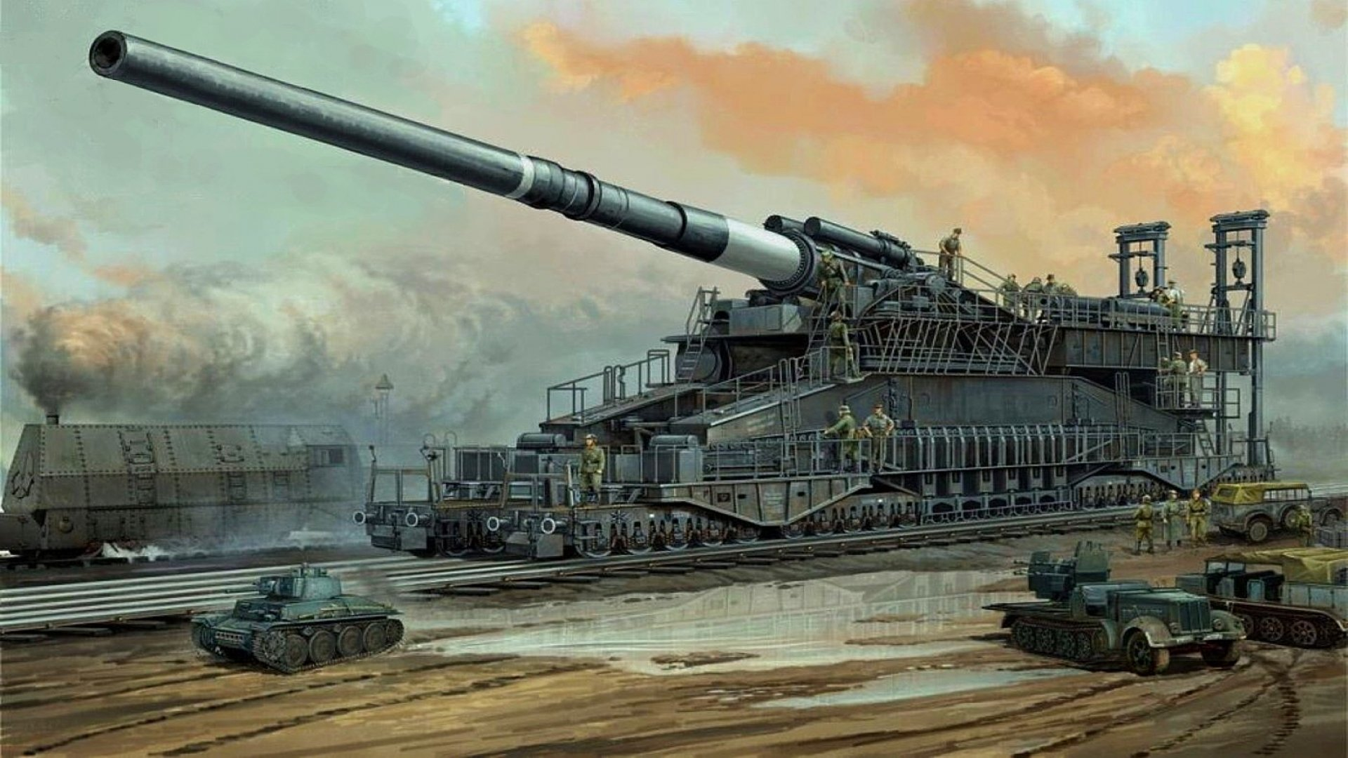 war military action shooter civil steampunk wallpaper background 1920x1080