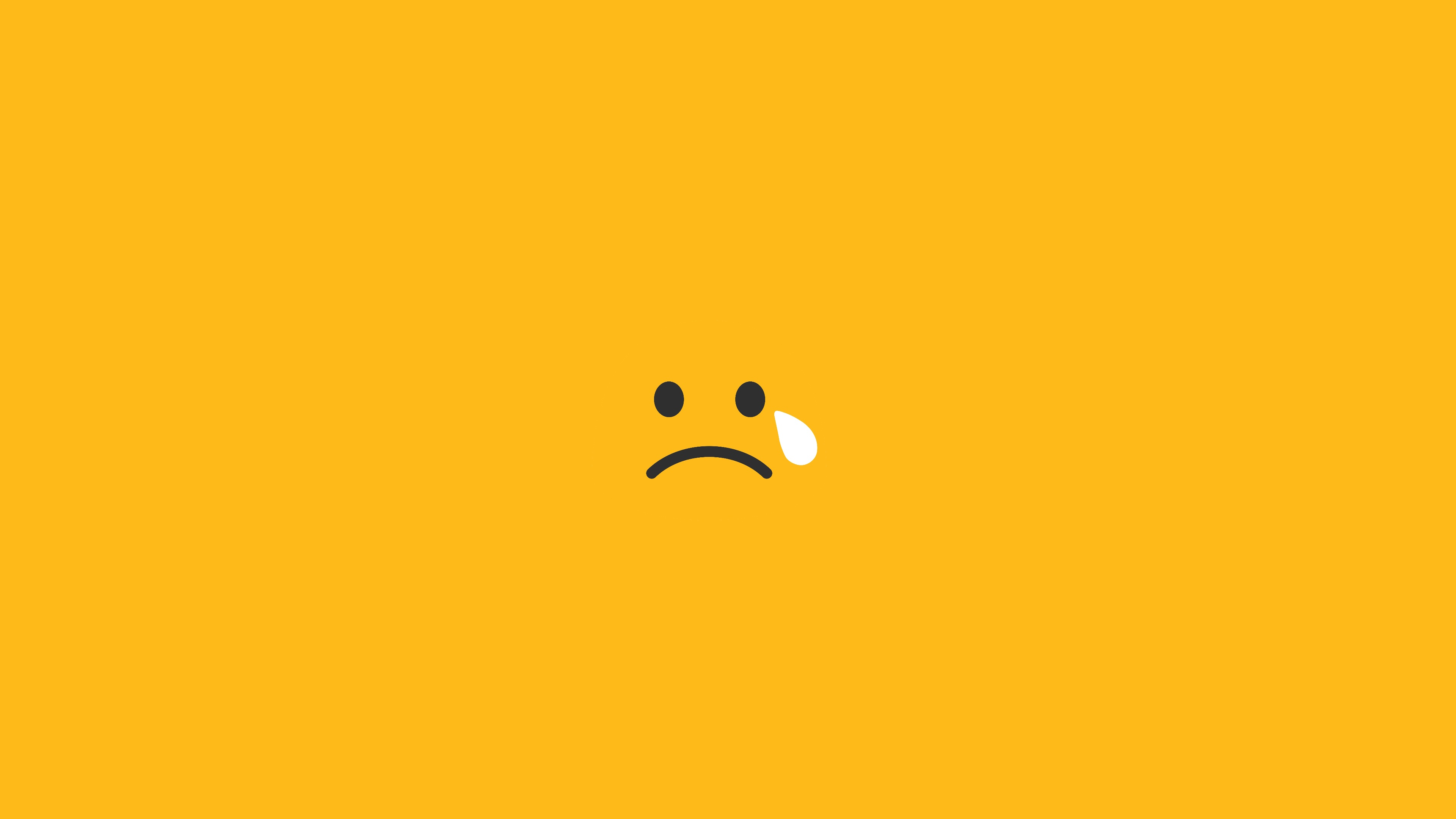Sad Smiley Wallpaper33 Download HD Wallpapers 3840x2160