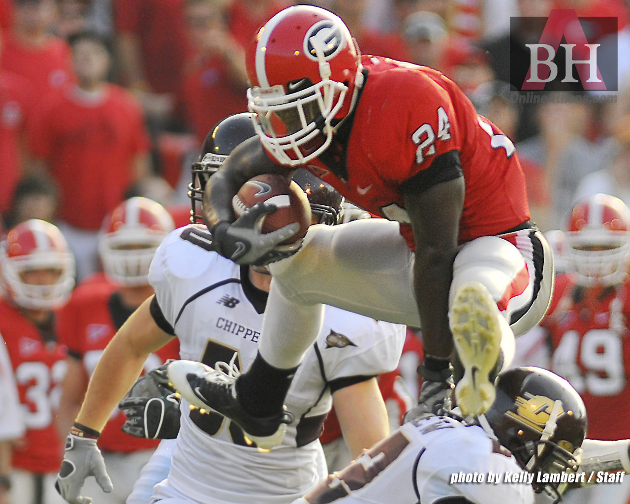 desktop wallpaper georgia bulldogs wallpaper 1280x1024