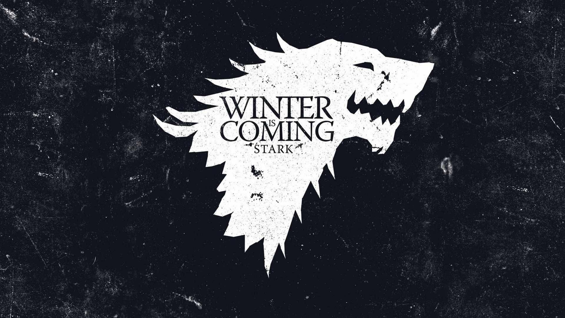 Winter is Coming Stark Wallpaper   Game of Thrones Wallpaper 1920x1080