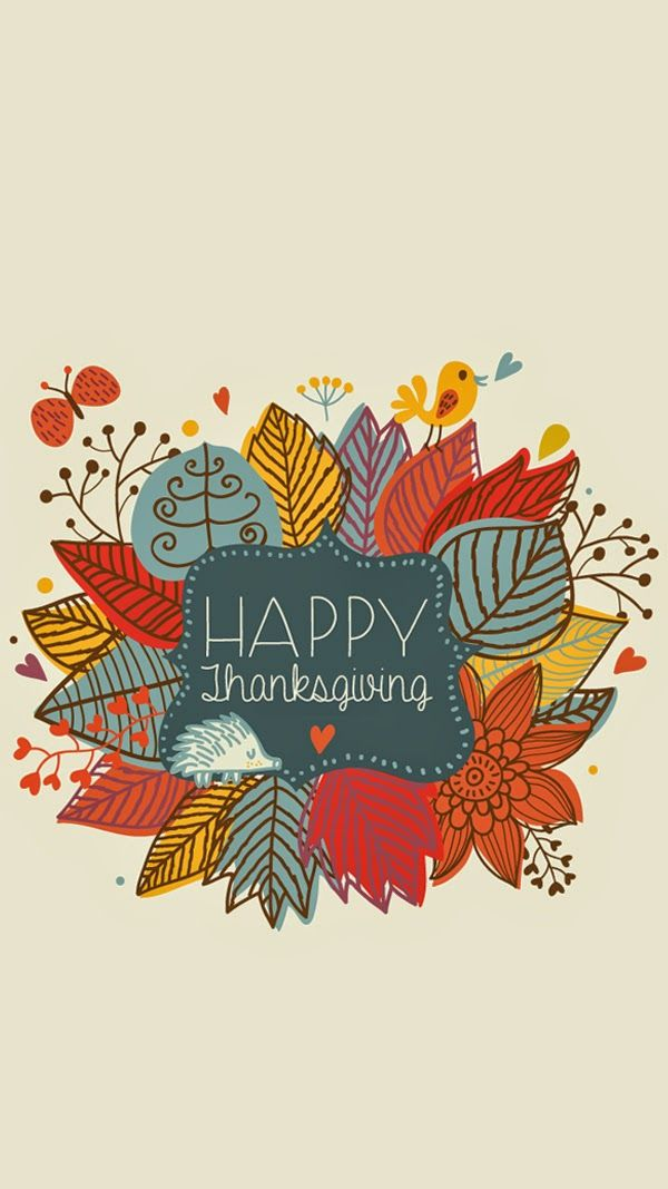 Free Download Just Peachy Designs Thanksgiving Iphone