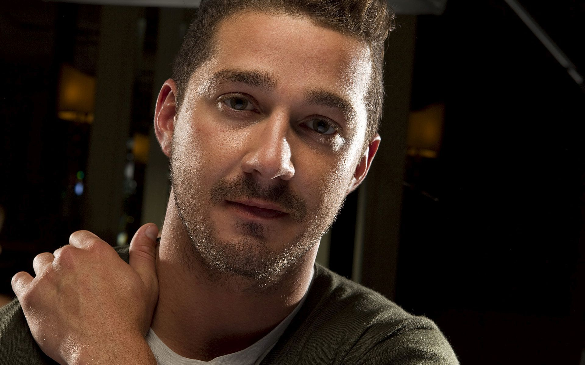 Shia labeouf transformers wallpaper