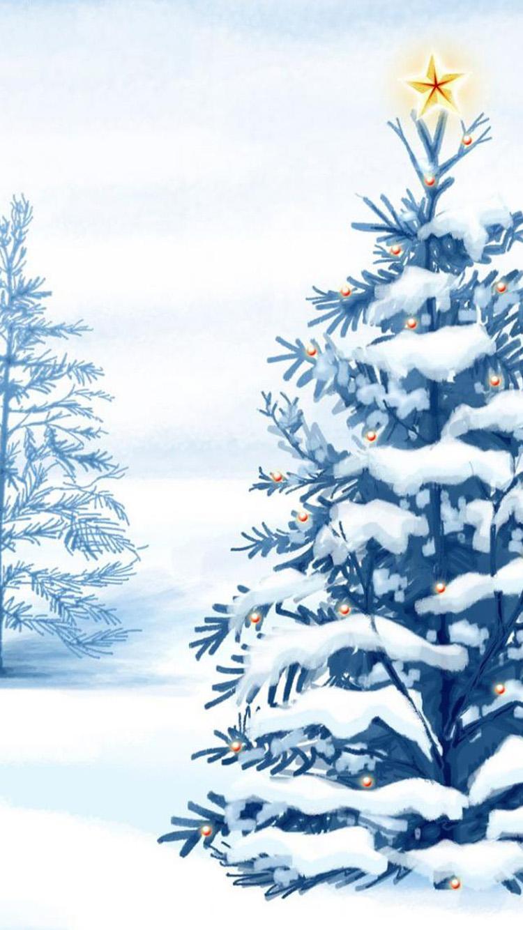 Christmas iPhone 6 Wallpaper 18 HD