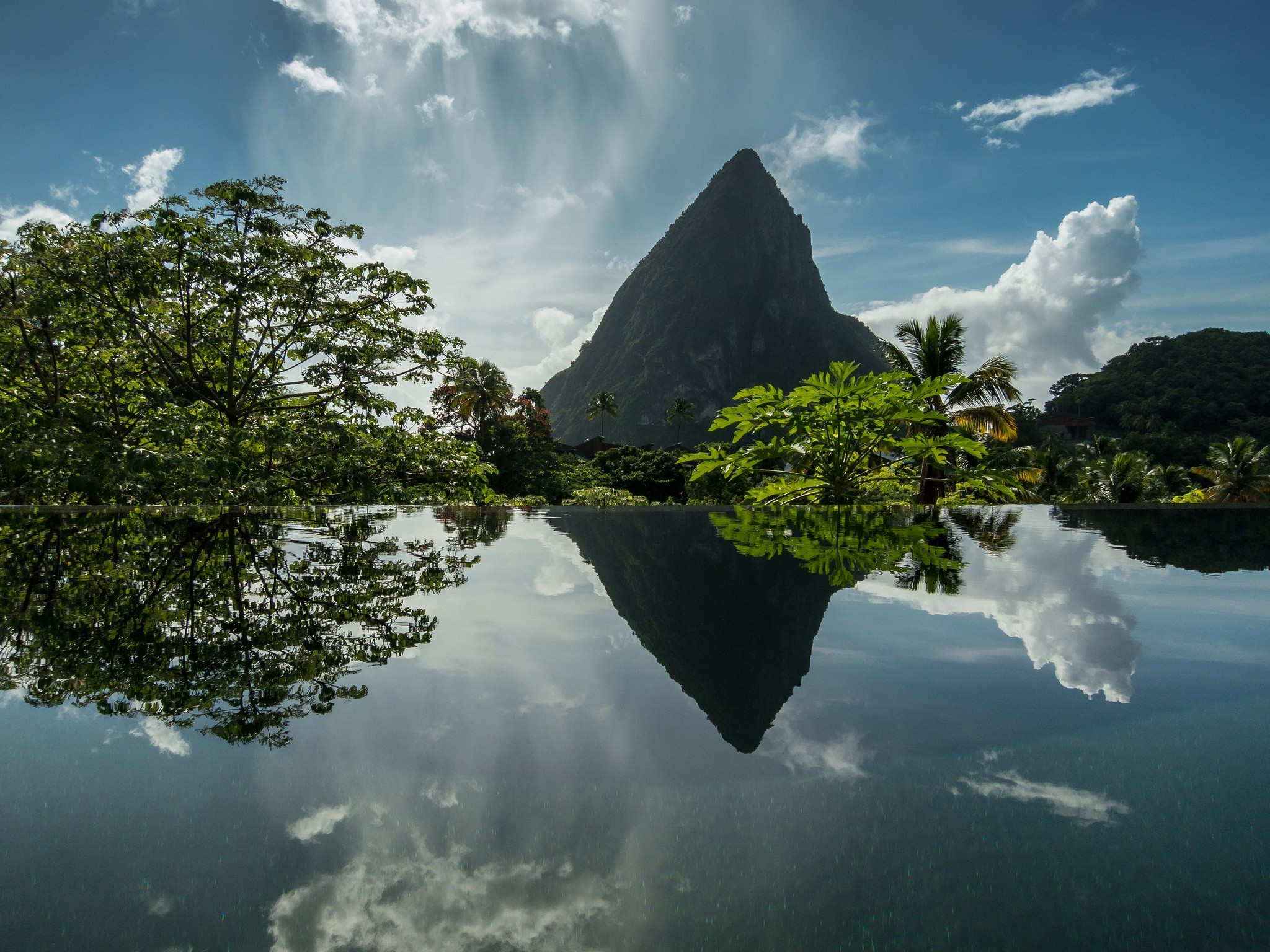Saint Lucia   Wallpaper 2048x1536