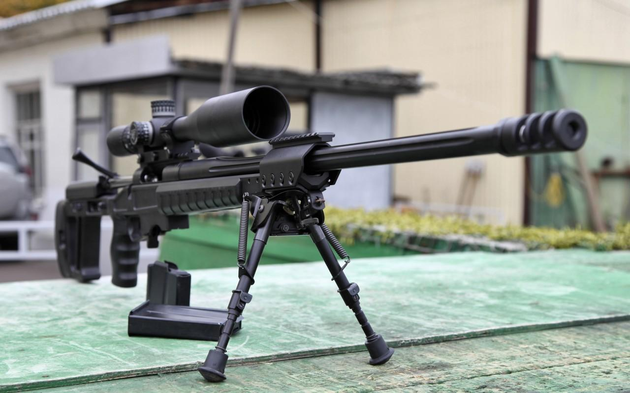 Image House Latest Hd Wallpapers Long Range Sniper Rifle Orsis T 1280x800
