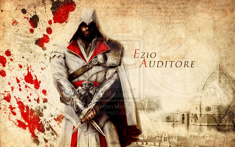 49 Ezio Auditore Wallpaper On Wallpapersafari