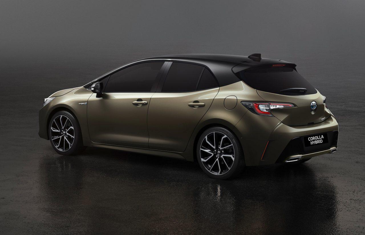 2020 Toyota Corolla Exterior Interior Wallpapers   SM 1280x826