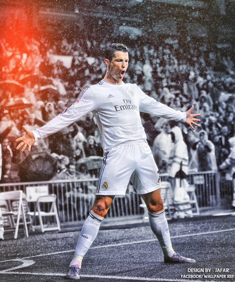 CR7 Wallpaper by jafarjeef 800x958