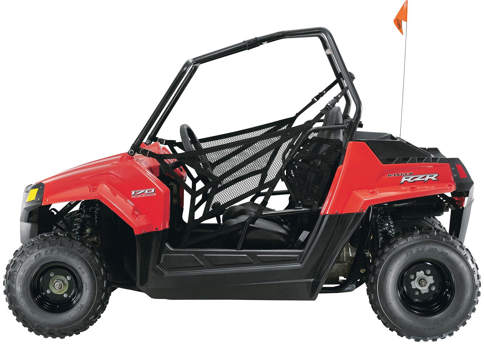 2012 POLARIS Ranger RZR 170 ATV wallpapers review 1600x1200
