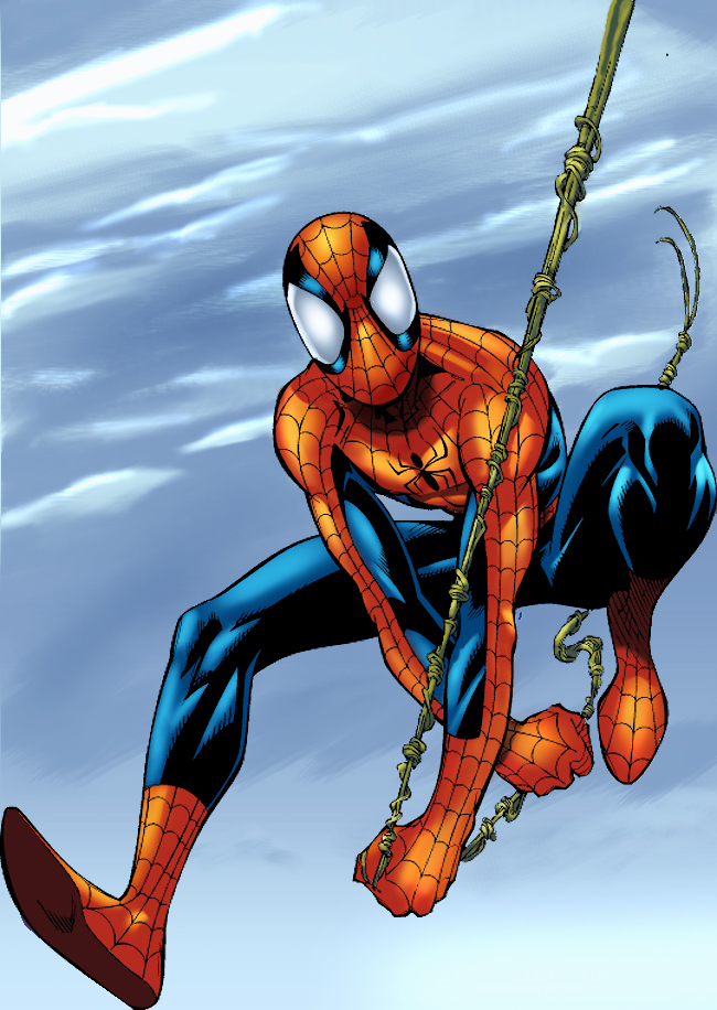 Ultimate Spider Man Wa...