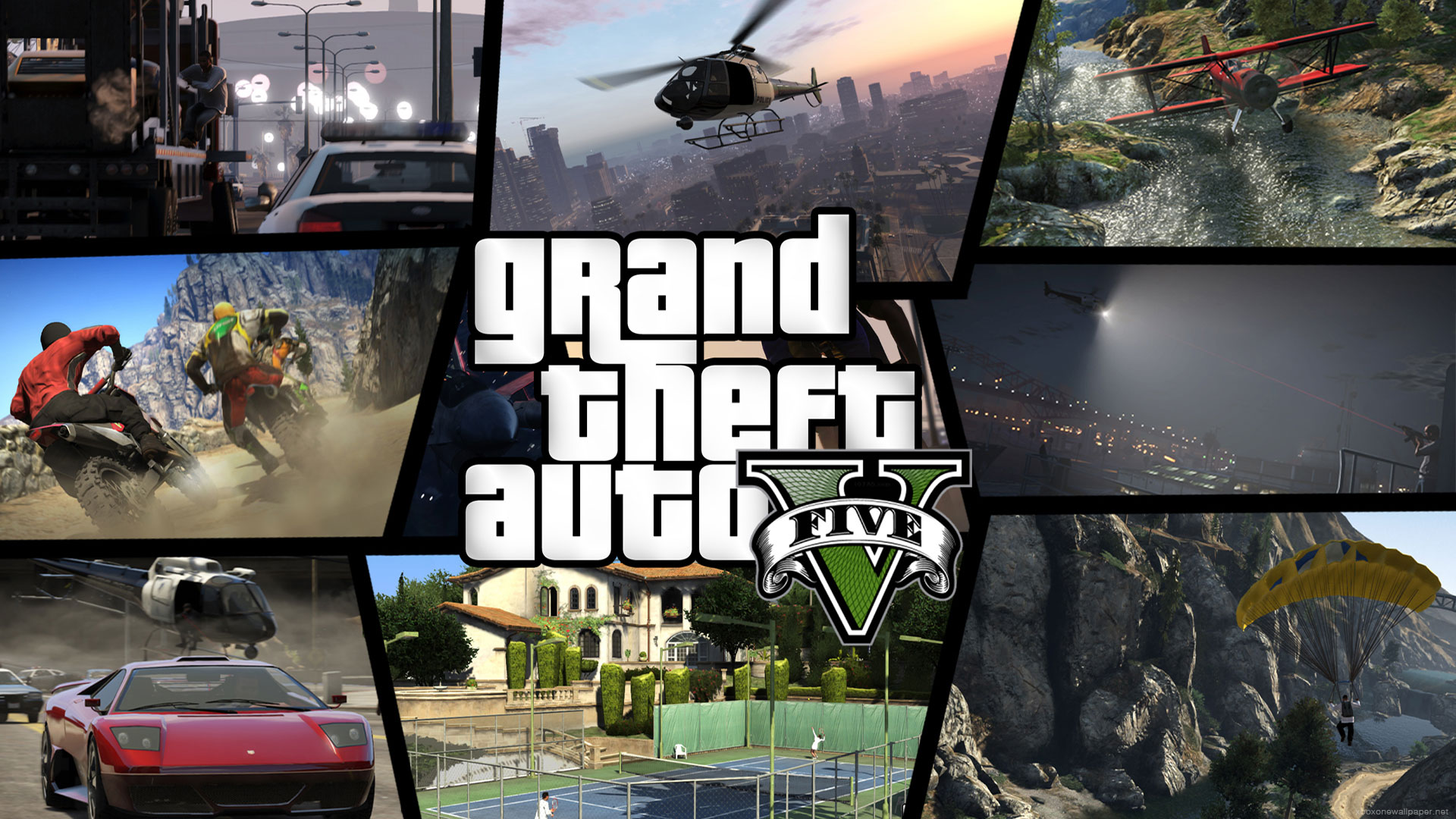 Gta v Wallpaper Xbox One Wallpaper Game HD Wallpaper 1080p 1920x1080
