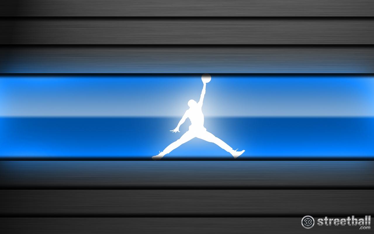 Air Jordan Flight Logo Wallpaper 1280x800