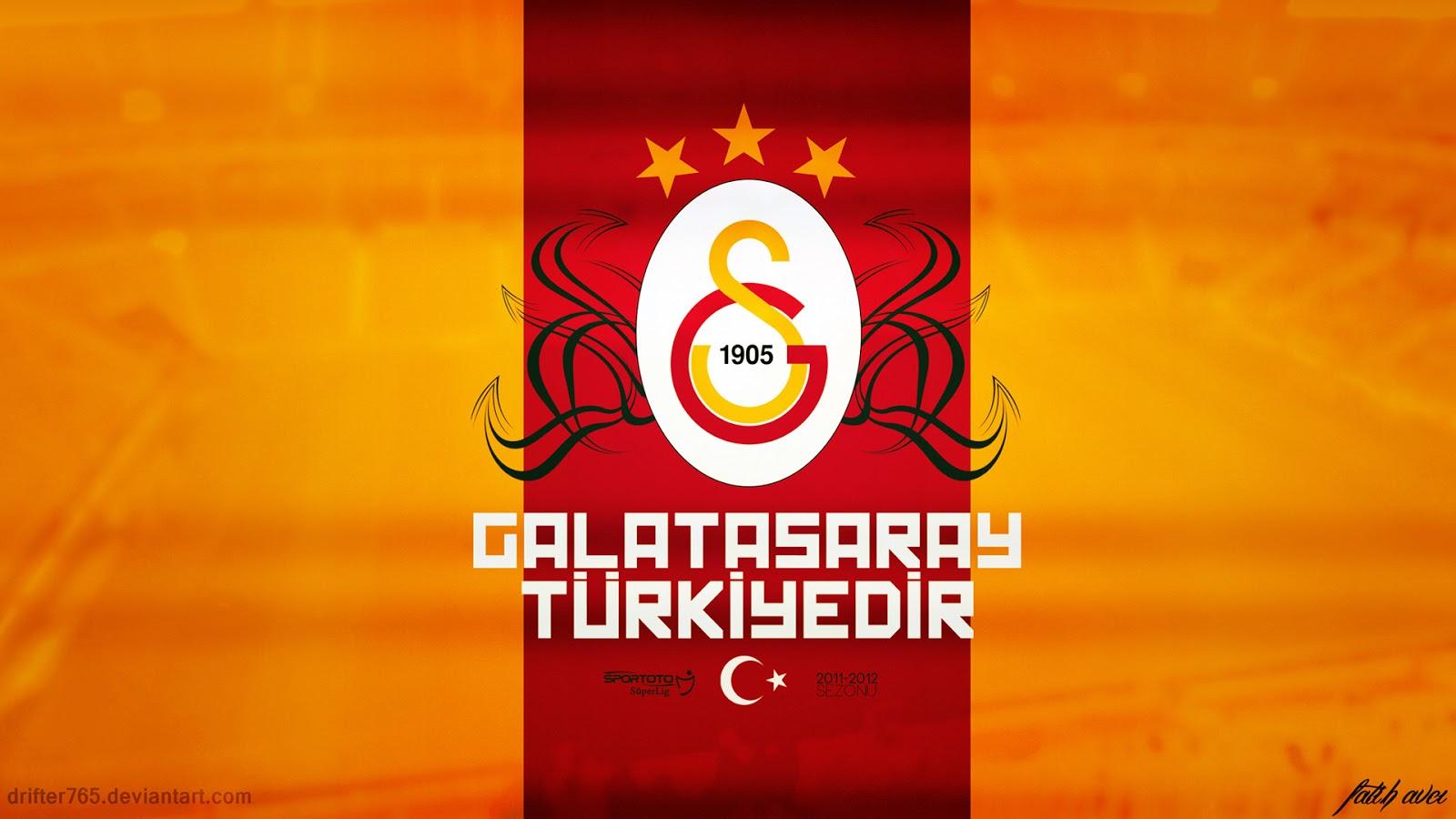 Galatasaray Football Wallpaper 1600x900