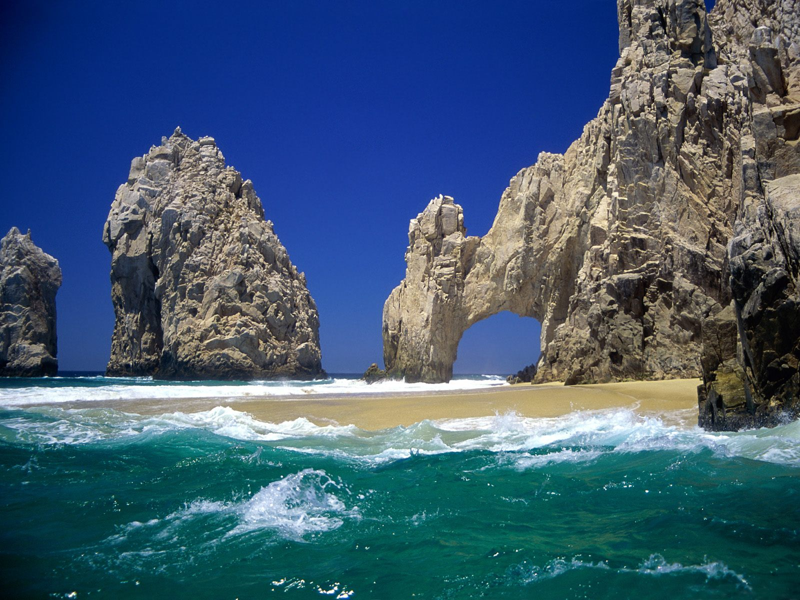 El Arco Cabo San Lucas Mexico Wallpapers HD Wallpapers 1600x1200