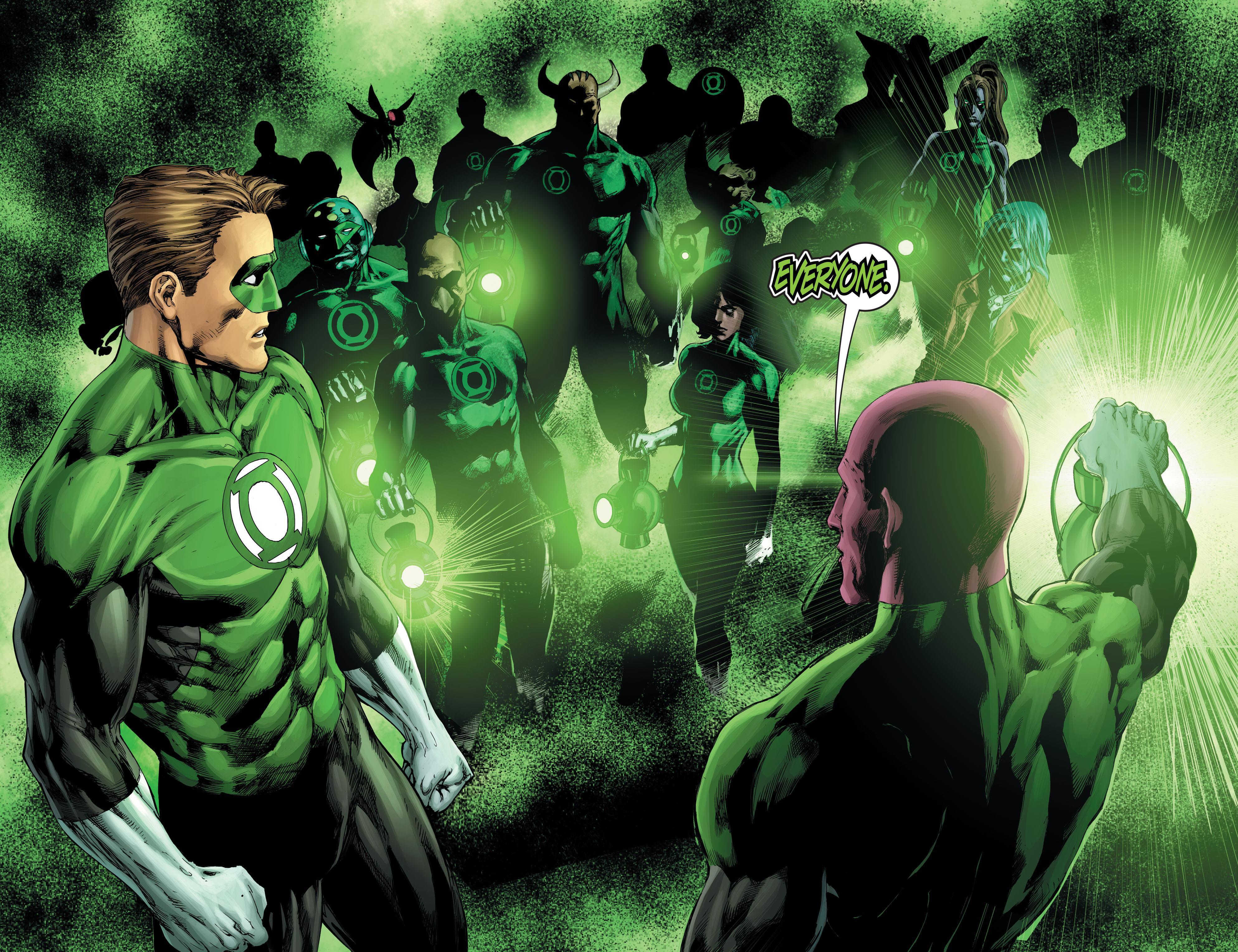 Green Lantern Wallpaper   Page 2 of 3   WallpaperHDwiki 3975x3056