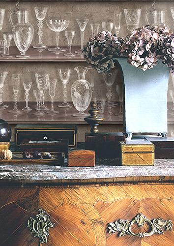 pierre frey wallpaper mauritius wallpapersafari. Black Bedroom Furniture Sets. Home Design Ideas