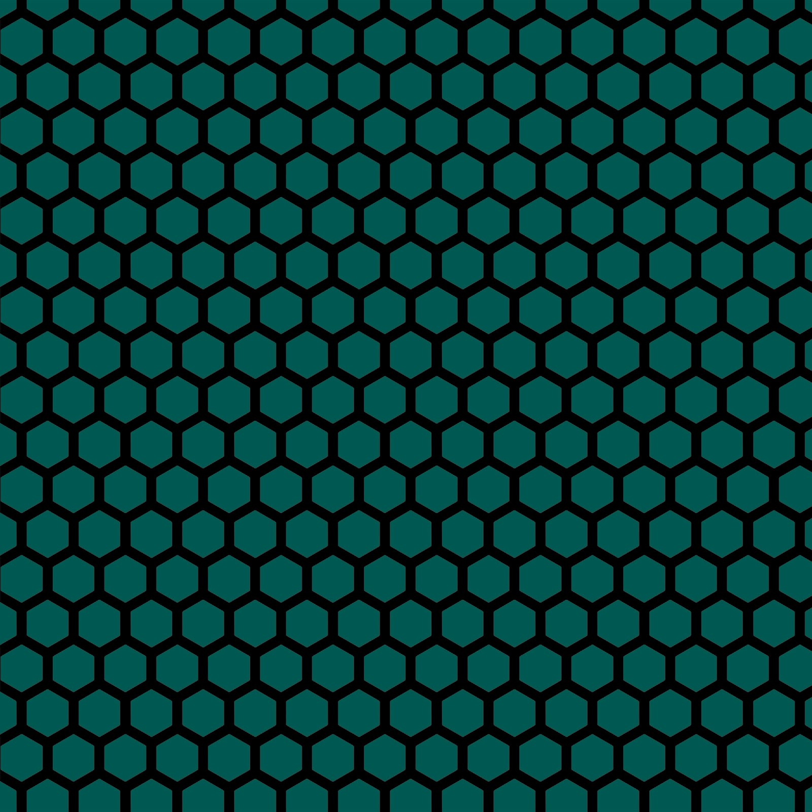 Doodlecraft 15 Colorful hues Hexagon Honeycomb Background Printables 1600x1600