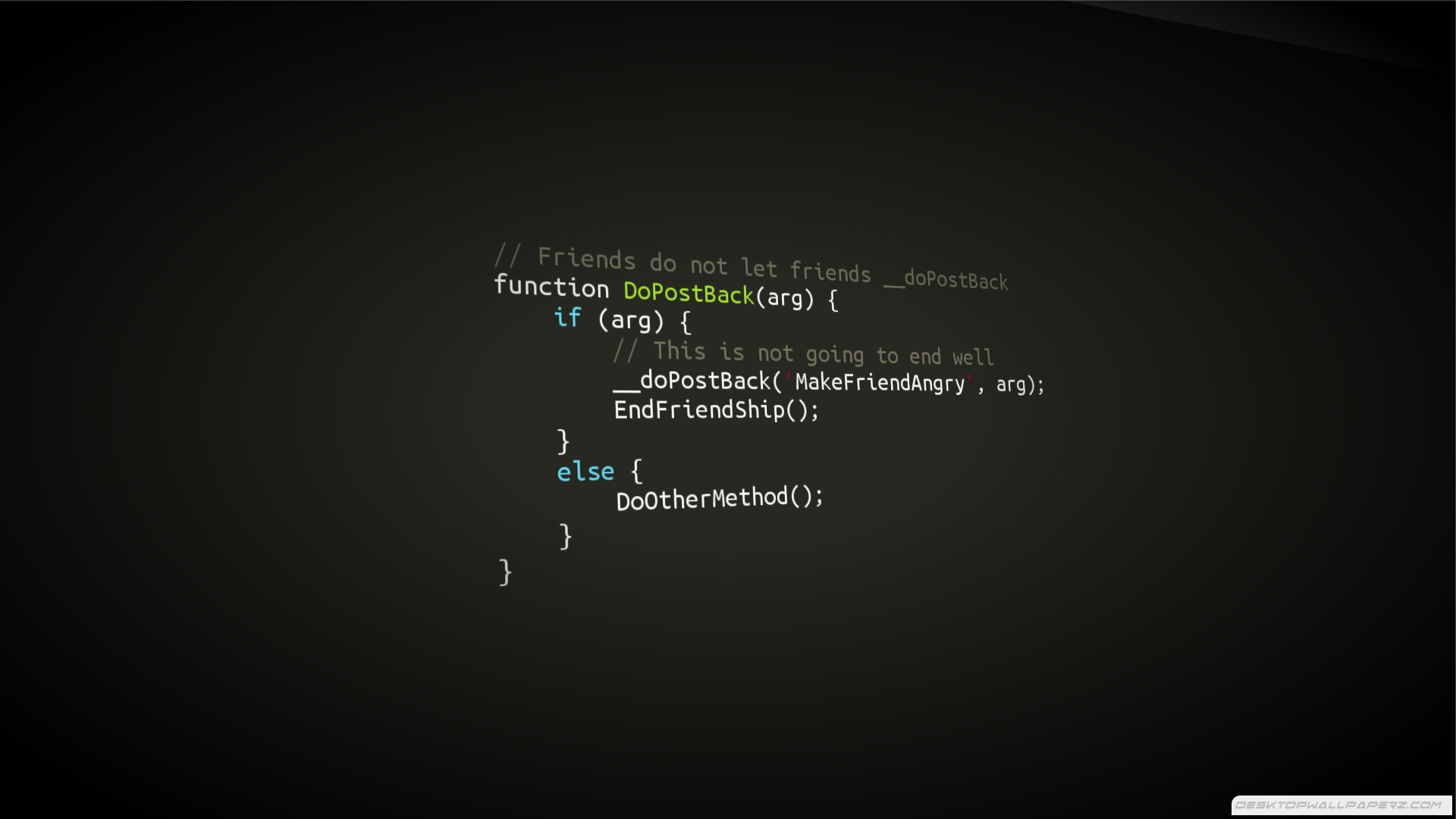 Programming Code Javascript Friendship 19201080 74072 HD Wallpaper 1920x1080