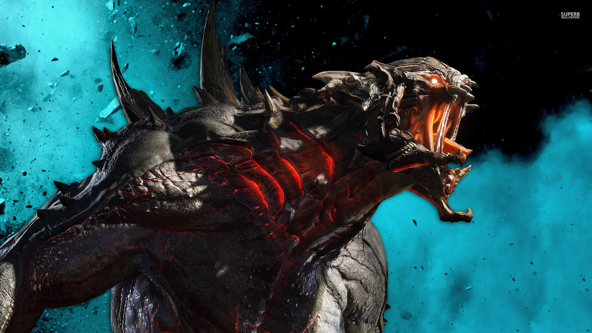 Evolve PC Game for Windows 81 All for Windows 10 1920x1080