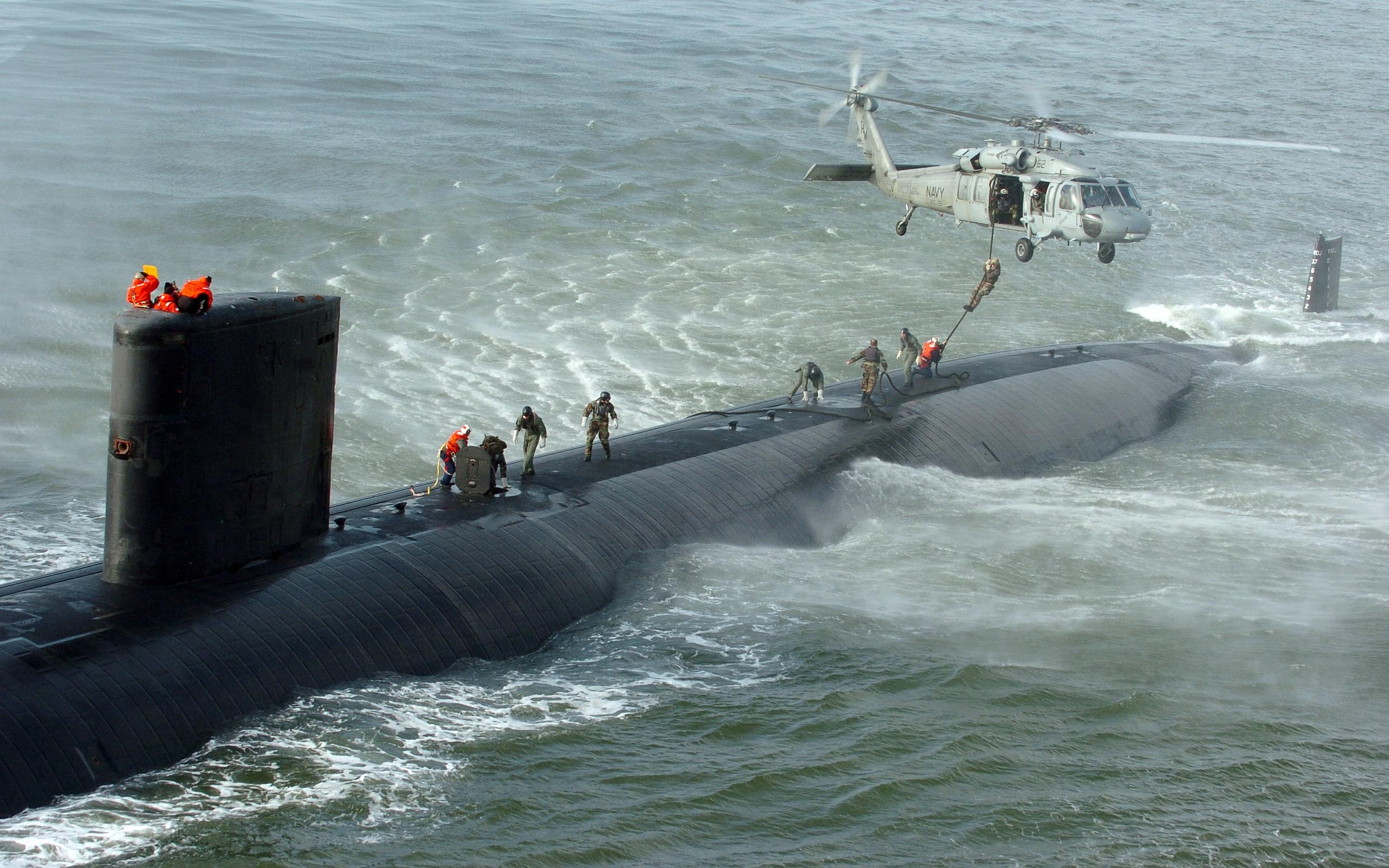 Military   Submarine Wallpaper 2560x1600
