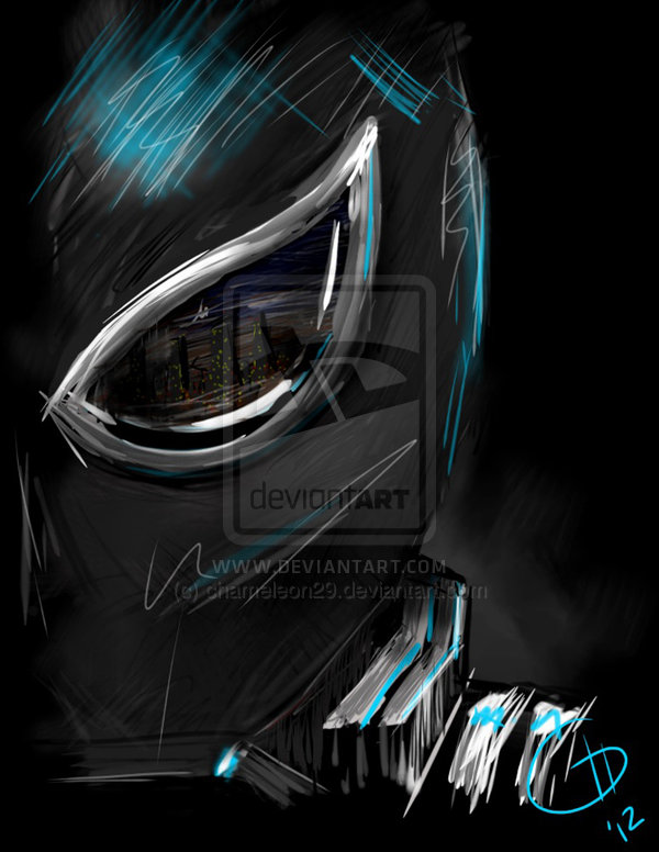 Agent Venom by chameleon29 600x776