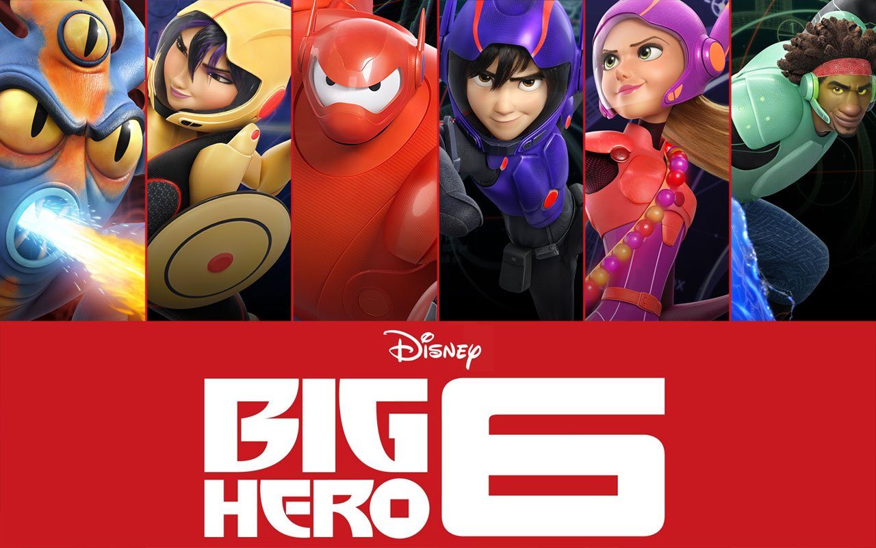 Big Hero 6 Wallpaper and Background Image 1280x800 ID600256 1280x800