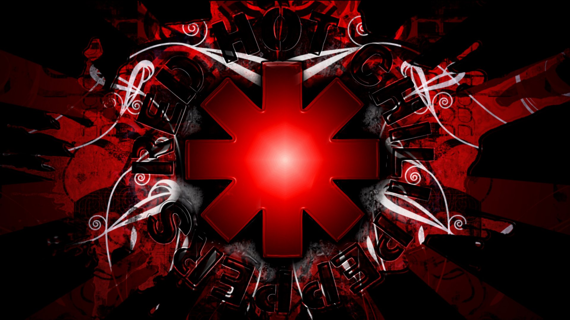 Red Hot Chili Peppers HD Wallpaper Background Image 1920x1080 1920x1080