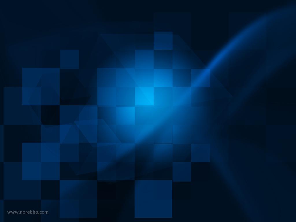 Glowing blue Block Background Norebbo 1024x768