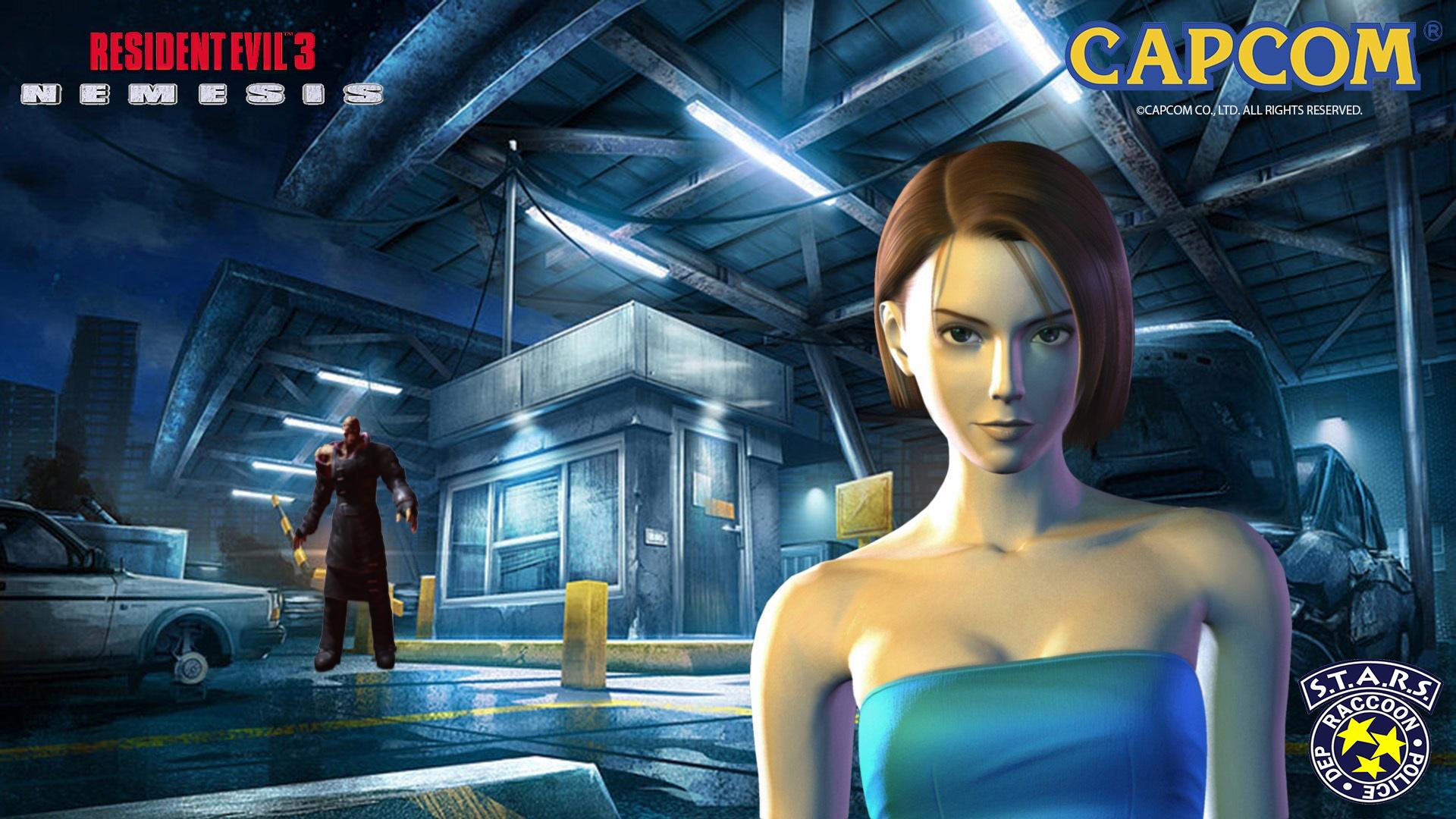 Resident Evil 3 Nemesis HD Wallpaper Background Image 1920x1080