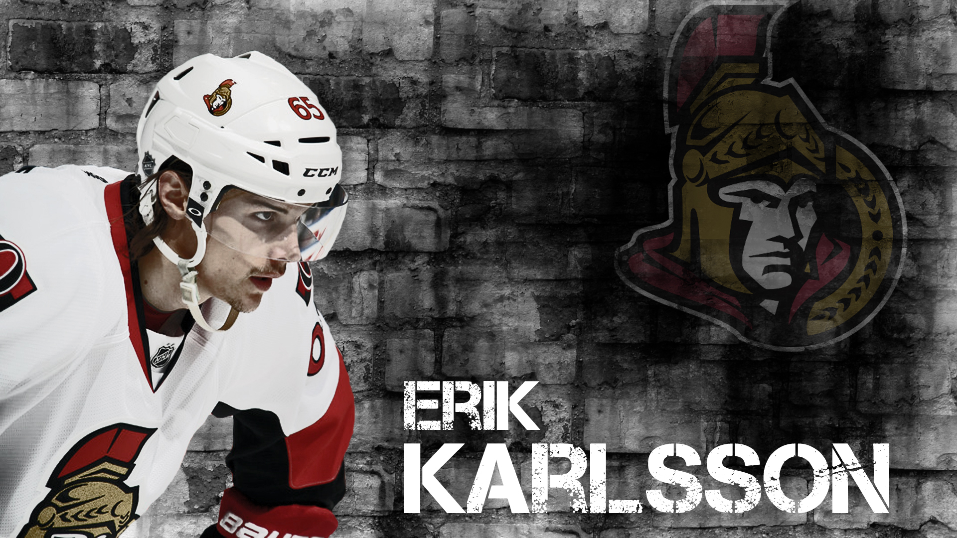 Player Ottawa Erik Karlsson wallpapers and images   wallpapers 1920x1080
