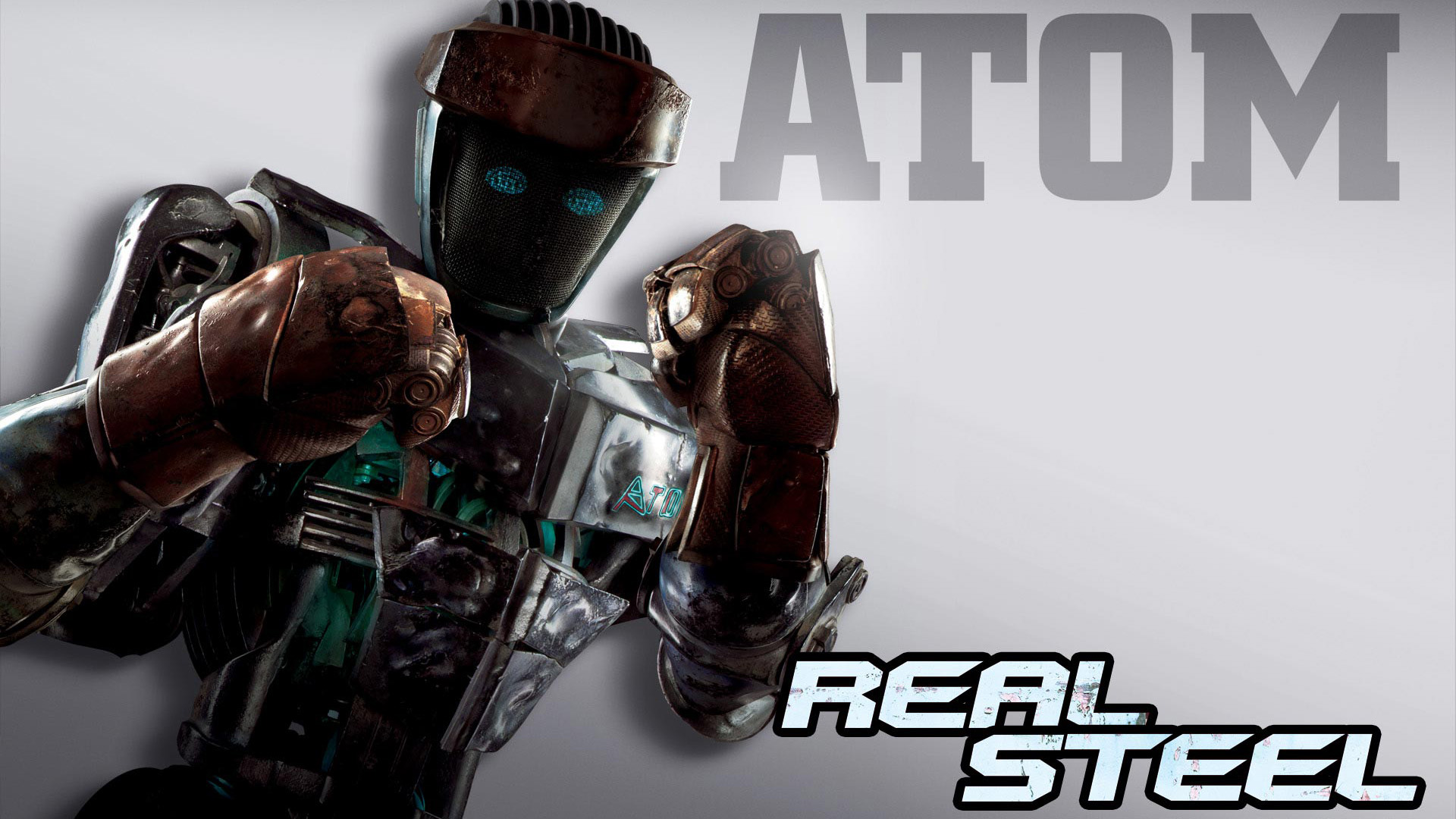 Real Steel Atom HD Wallpaper HD Wallpaper   Download Real Steel 1920x1080