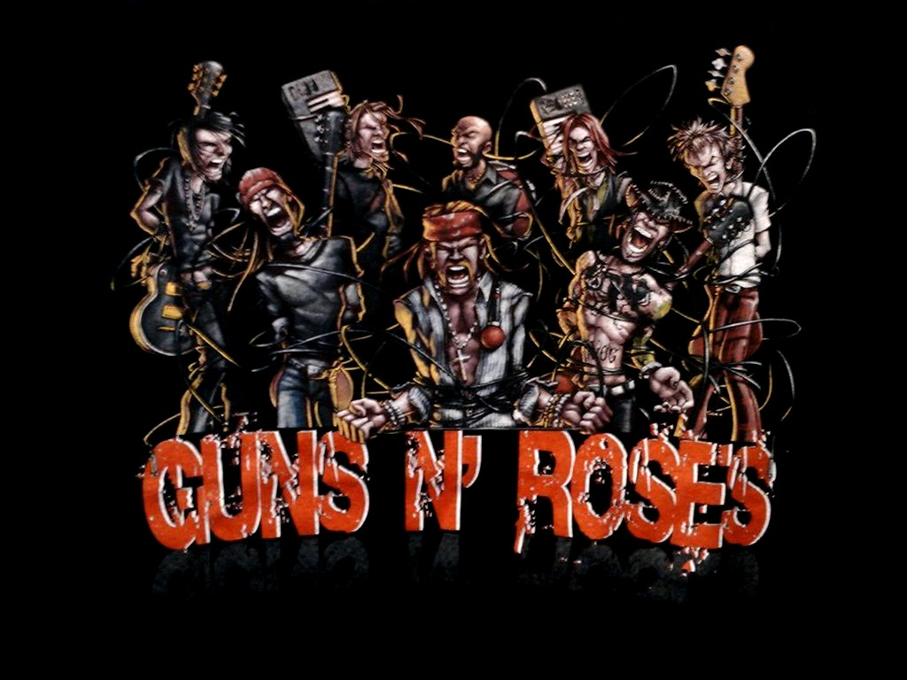 Free Download Gnr Fans Guns N Roses Wallpapers 1024x768
