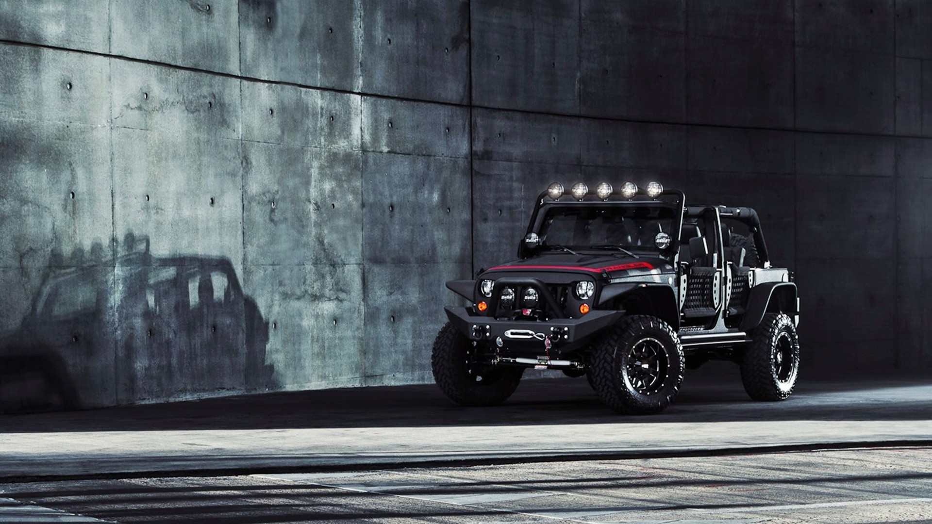 Muscle Jeep Exclusive HD Wallpapers 1538 1920x1080