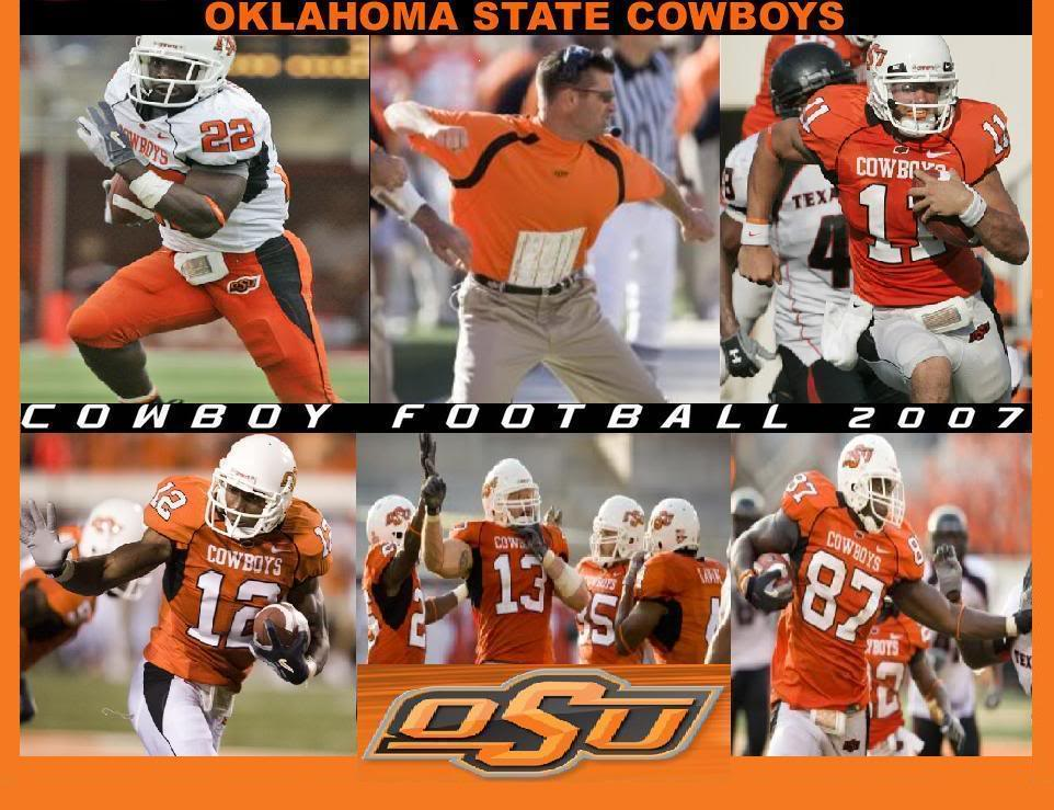 OSU football wallpaper Orange Power 962x739