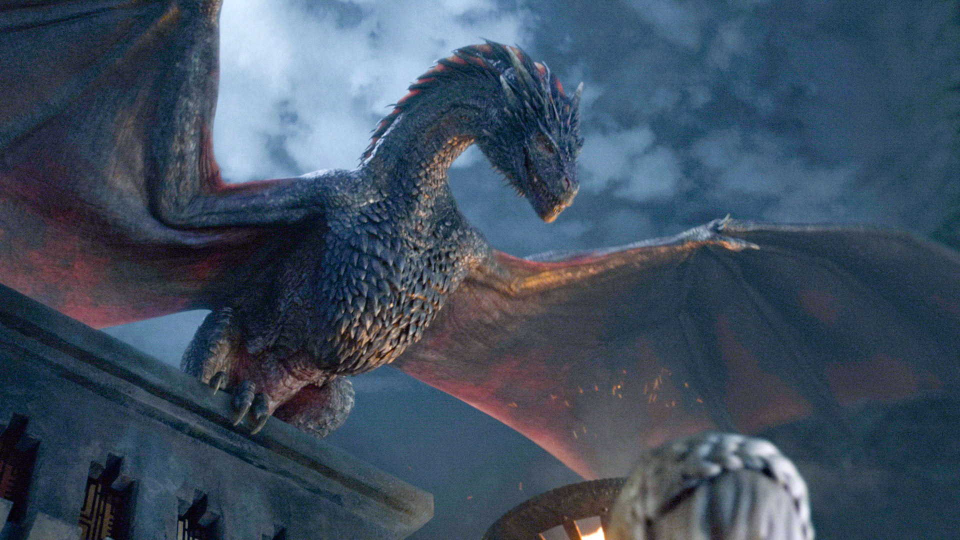 Game of Thrones Dragon Wallpaper   DreamLoveWallpapers 1920x1080