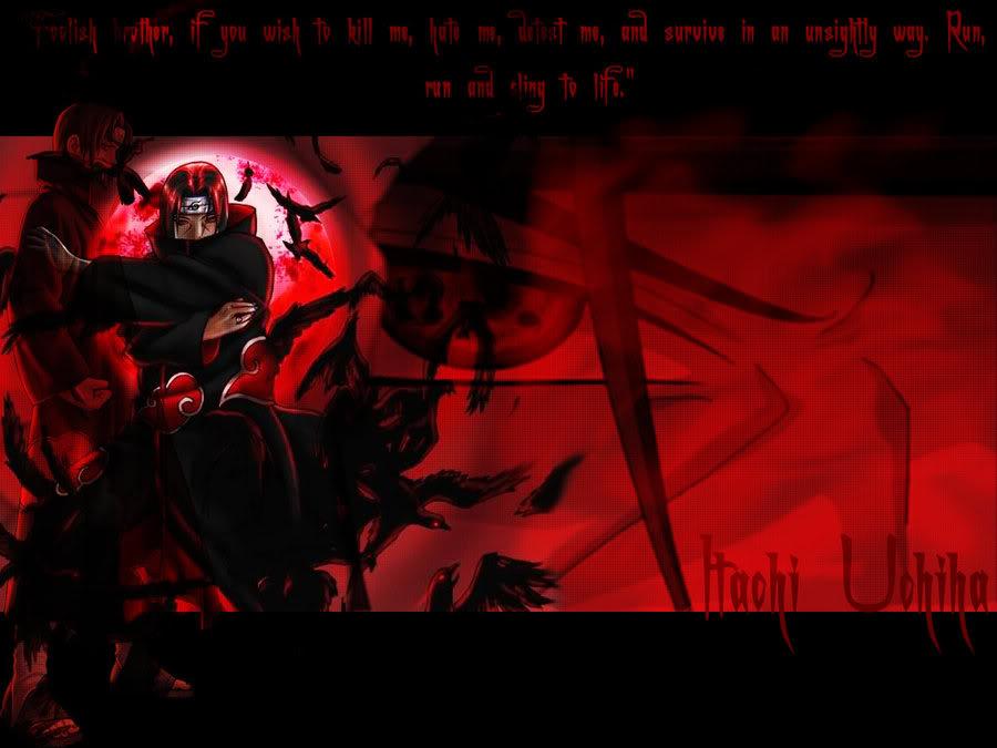 Itachi Uchiha Desktop Wallpaper Download picture 900x675