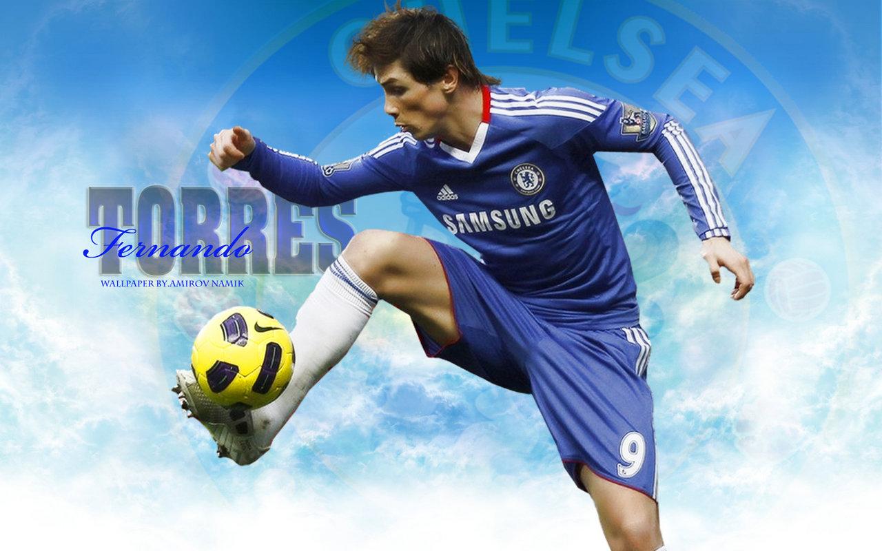 Fernando Torres Football Wallpaper   Football HD Wallpapers 1280x800
