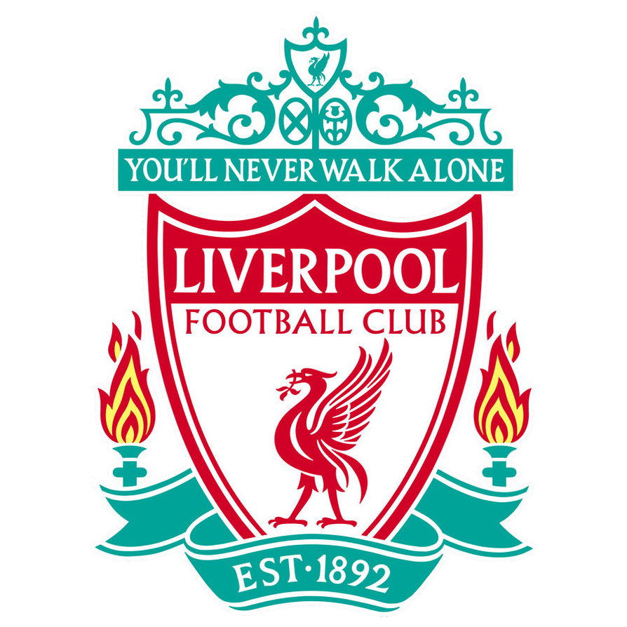 Liverpool FC High Quality Logo by soapwulf 894x894