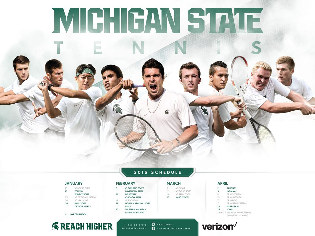 Michigan State Official Athletic Site