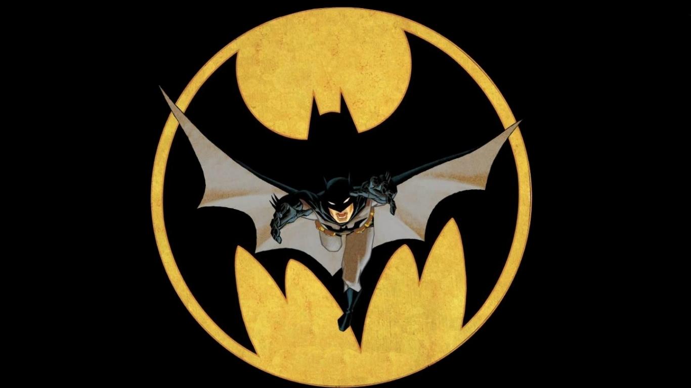 Dibujo de Batman hd 1366x768   imagenes   wallpapers gratis   Dibujos 1366x768