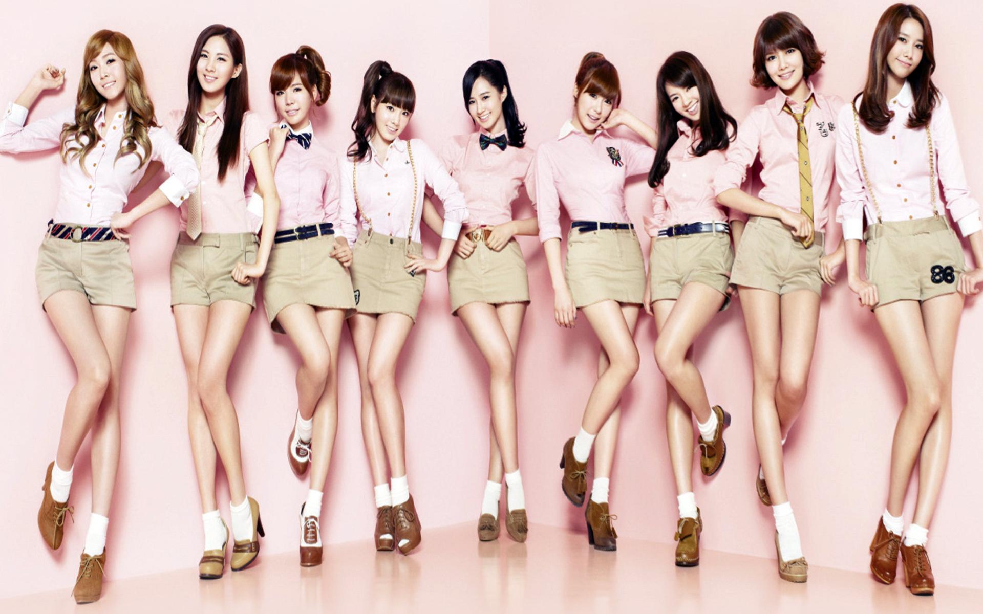 Girls Generation HD celebrities wallpapers - SNSD Girls Generation