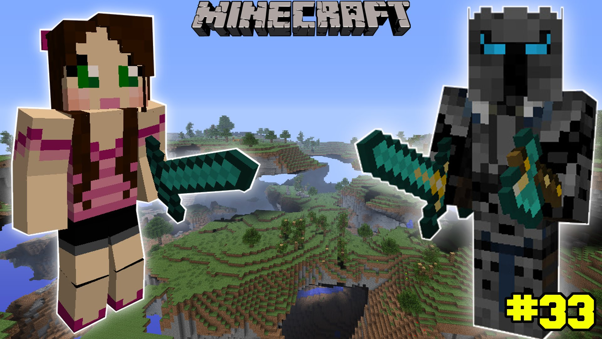 DIMENSION CHALLENGE EPS6 33 YouTubeMinecraft Youtube Pat And Jen 1920x1080
