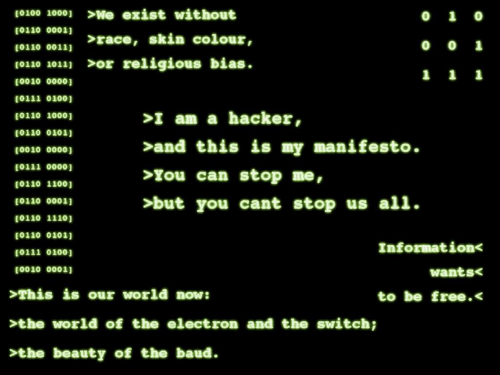 Minimalistic Hacker Wallpaper by LaucienGalanodel on deviantART 1024x768