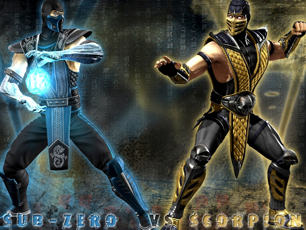 Low Prices on Mortal Kombat 9 Safe Download Contains cast 1024x768